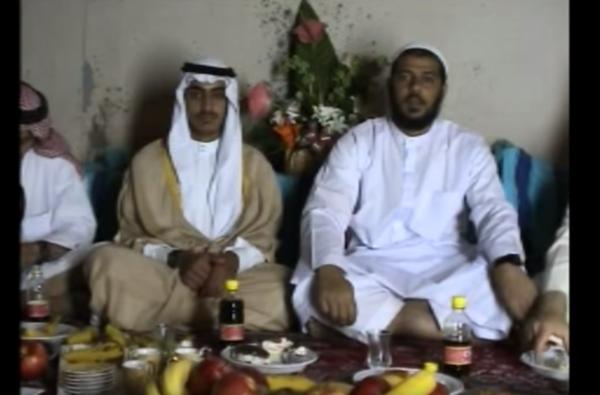 CIA difunde video de Hamza, el hijo de Osama Bin Laden