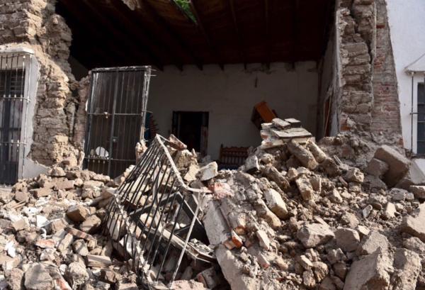 """En menos de 24 horas, Graco anuncia """"rescate total"""" de víctimas"""