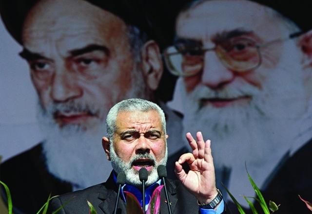 Irán quiere a Hamas