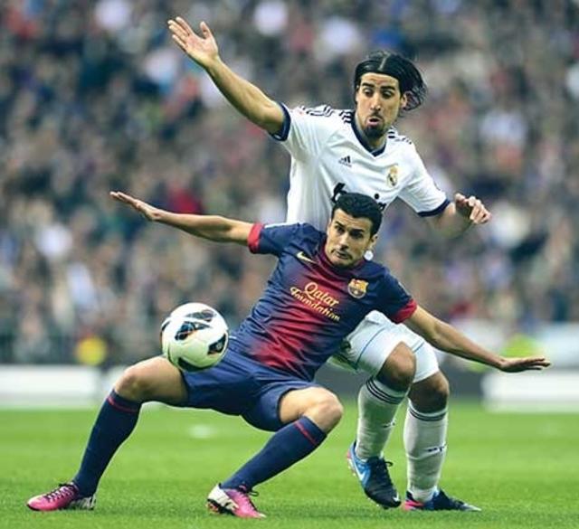 Madrid y Barsa frente al espejo