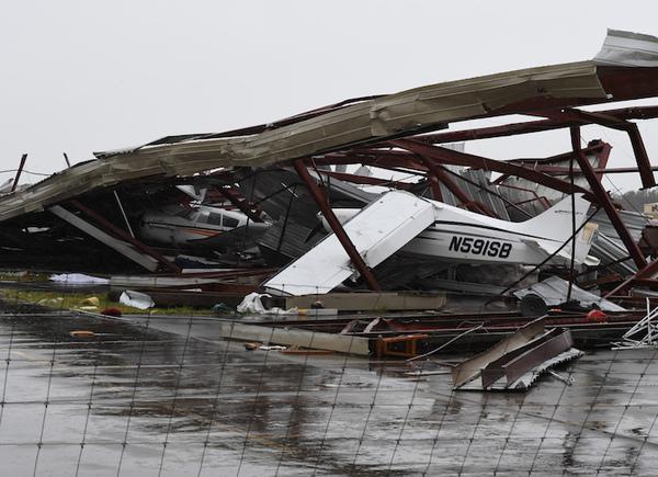 """Confirman primer muerte en Texas vinculada a tormenta """"Harvey"""""""
