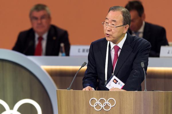 Ban Ki-moon, nuevo jefe de la comisión de ética del COI