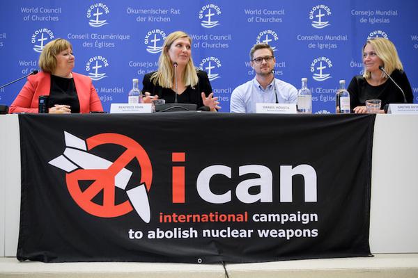Nobel de la paz a la ICAN para eliminar el riesgo nuclear