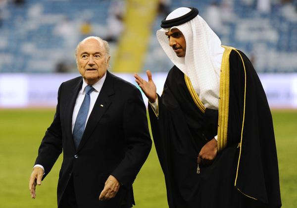 """La FIFA y la """"pureza"""" de Rusia y Catar"""