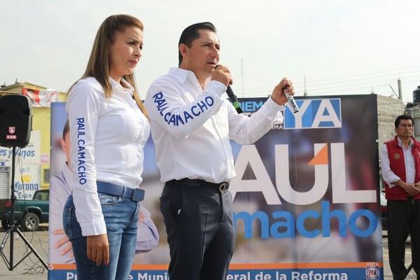 Pagarés para 'campaña' de Camacho, el fraude