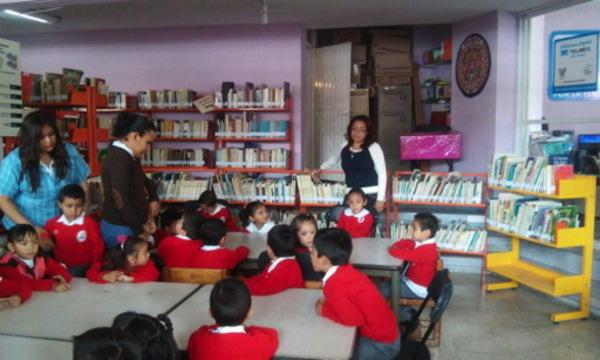 Cambian biblioteca pública a la antigua estación del tren
