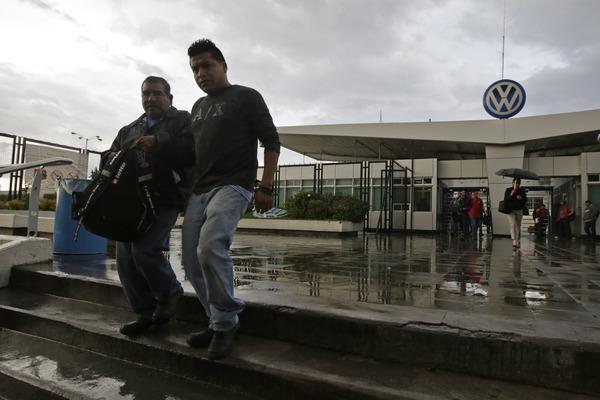 Lamenta Canacintra multa millonaria de Profepa a VW