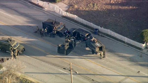 "Lamenta Obama ""patrón de tiroteos masivos"" tras San Bernardino"