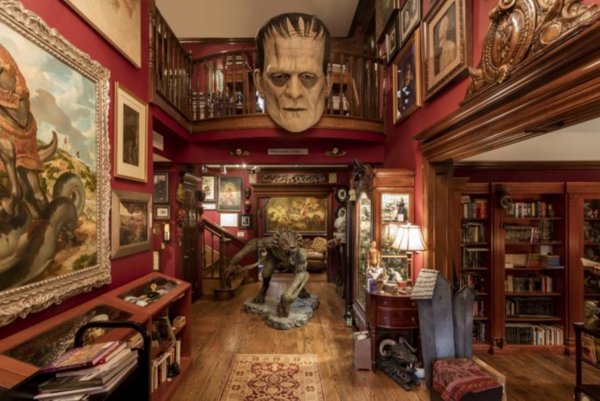 """""""En Casa con los Monstruos"""" de Guillermo del Toro"""
