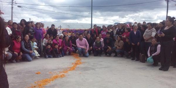 Exigen vecinos de colonia Guadalupe diálogo con edil