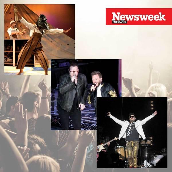 Breviario NW: conciertos (al 16 de noviembre)