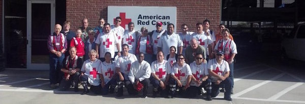 Cruz Roja Mexicana envía apoyo a Texas