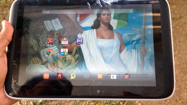 Suman 50 tabletas electrónicas con fallas en la entidad