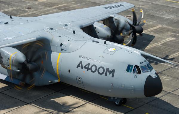 4 muertos tras desplome de Airbus A-400M en España
