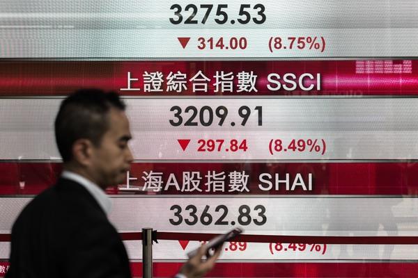 Lunes negro en bolsas mundiales por recesión económica en China