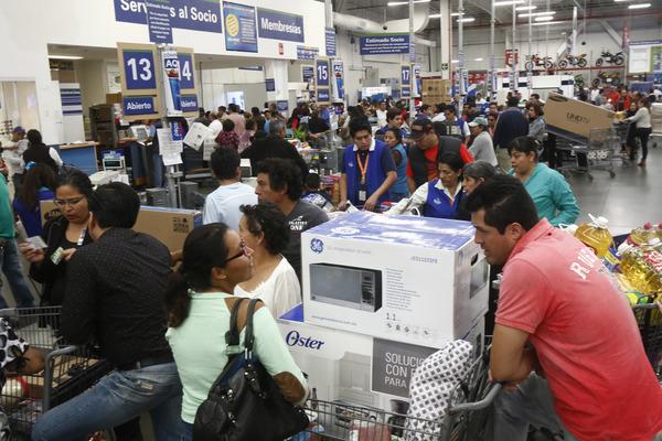 """Comerciantes reportaron incremento en sus ventas de hasta 60% en """"El Buen Fin"""""""