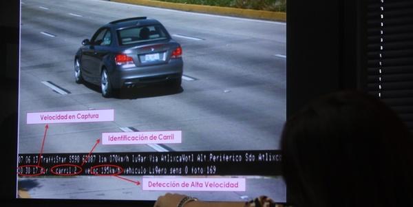 Vuelven en septiembre fotomultas a Pachuca