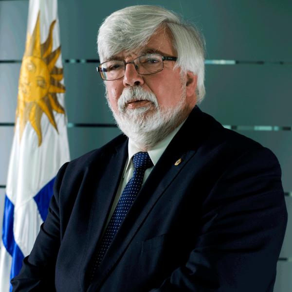 Líder de Los Cuinis amenazó de muerte a ministro de Uruguay