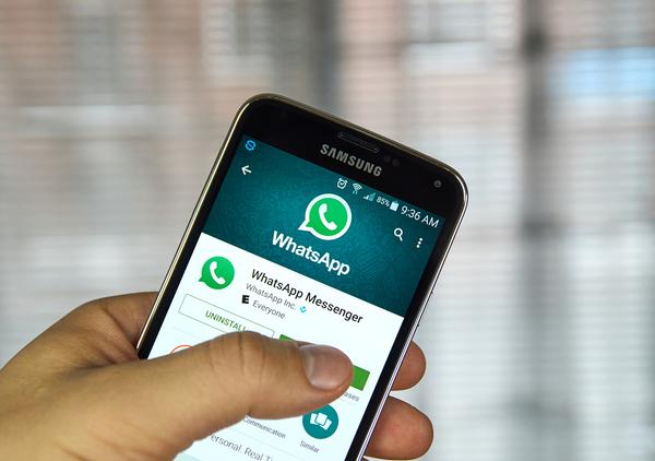 Ahora videollamadas por Whatsapp