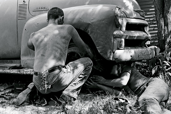 """Kentucky, 1964"", William Gedney"