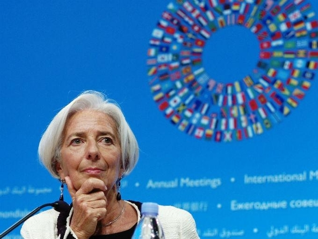 """El mundo corre el riesgo de un """"ébola financiero"""": FMI"""