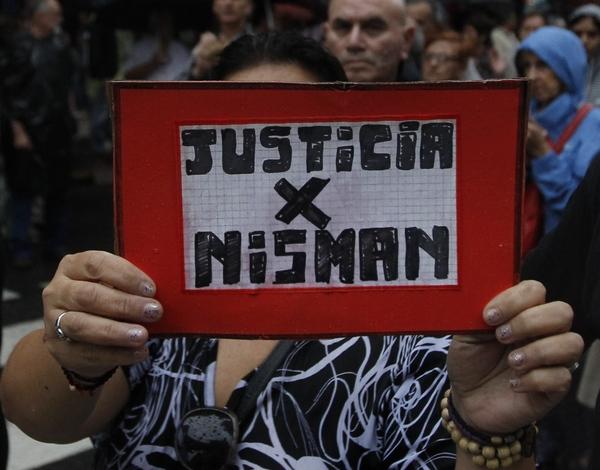 Argentina publica en prensa internacional fallo de caso Nisman