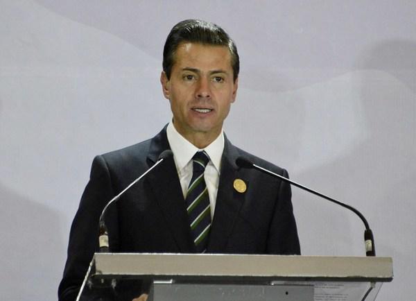 """Peña Nieto habla de la búsqueda de una """"nueva relación"""" con EE.UU."""