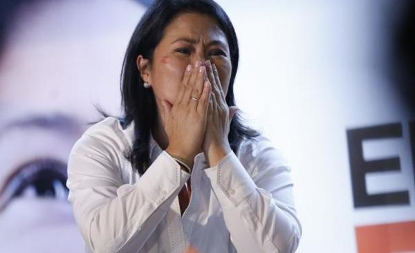 "Fujimori acepta su derrota ""por respeto al pueblo peruano"""