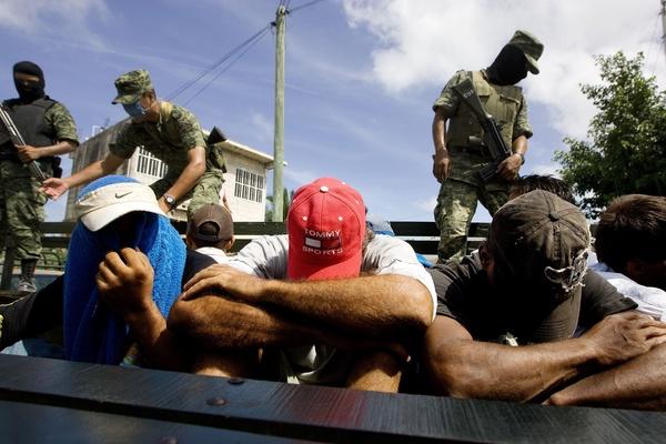 Migración localiza a 77 extranjeros que iban a EE.UU