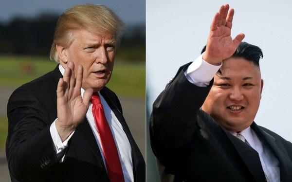 Trump, dispuesto a reunirse con Kim Jong-Un