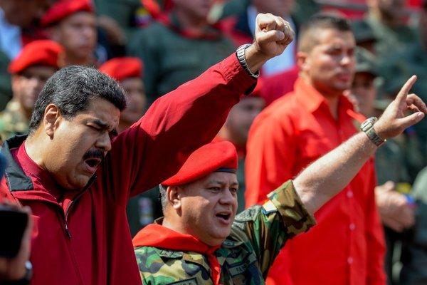 El chavismo plantea la disolución de Parlamento venezolano