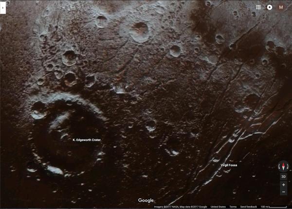 Explora Marte, Venus y Europa sin salir de casa