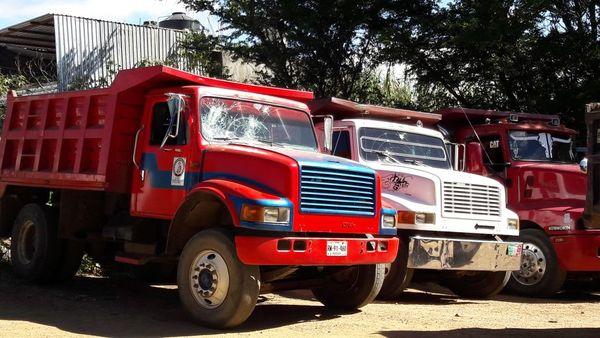 Transportistas se disputan a balazos un predio en Xoxocotlán