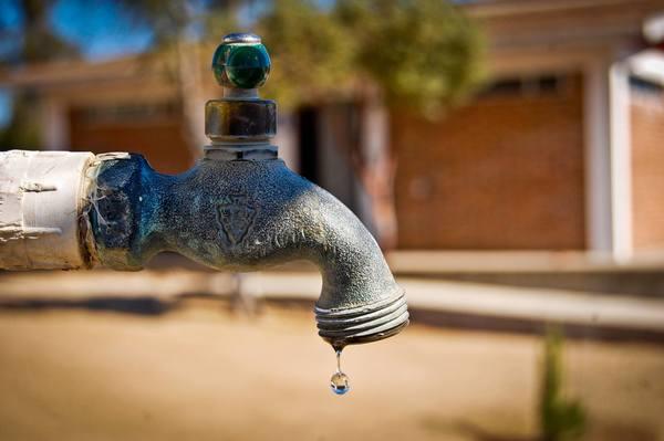 Sigue desabasto de agua en Tula