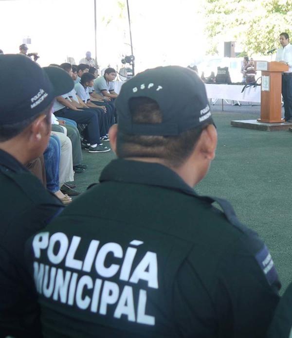 Afectará a 135 mil policías la desaparición de cuerpos municipales