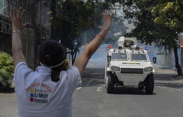 Mirada   Protestas que matan