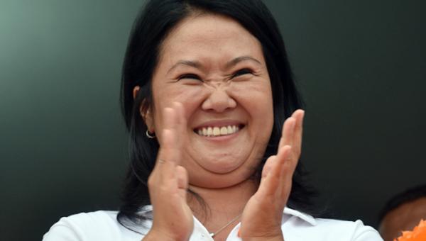 Fiscalía abre investigación a Keiko Fujimori por caso Odebrecht