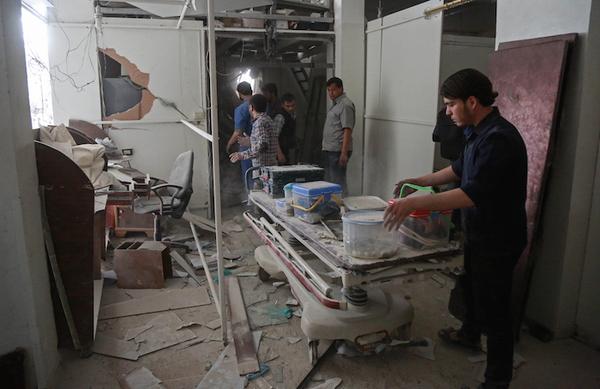 ONU busca identificar culpables de crímenes de guerra en Siria