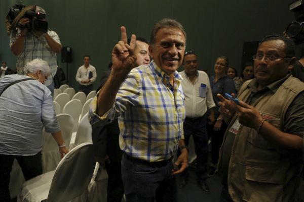 Competida la elección en Veracruz, según el PREP