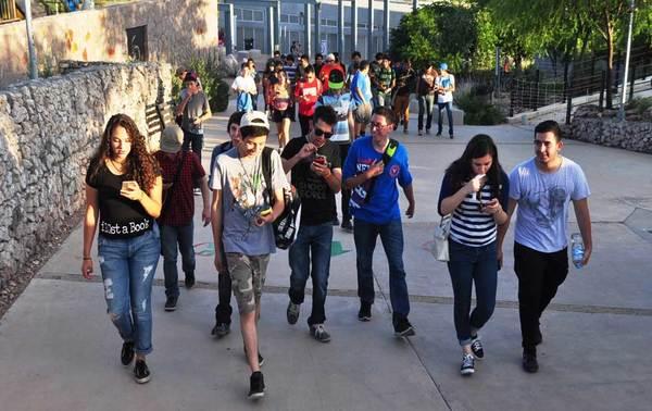 Surge comunidad Pokémon Go en la capital