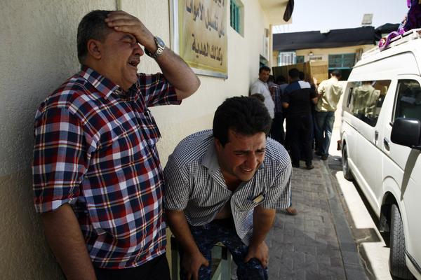 54 muertos en atentado del Estado Islámico en Bagdad