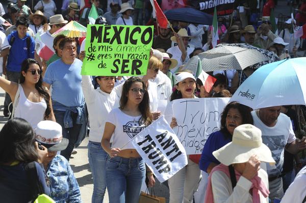 Endurece México postura frente a agenda bilateral con EE.UU.