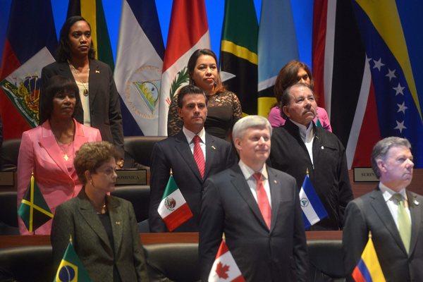 Cuba, tema de fondo en primera plenaria en Cumbre