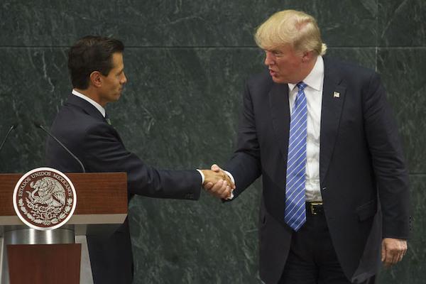 La amenazas para la economía mexicana en 2017