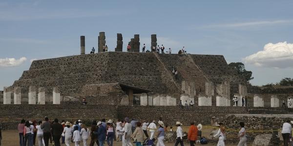 Duplican los sitios arqueológicos el número de visitas
