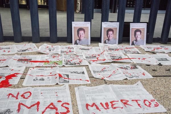 La libertad de prensa en el mundo, más amenazada que nunca: RSF
