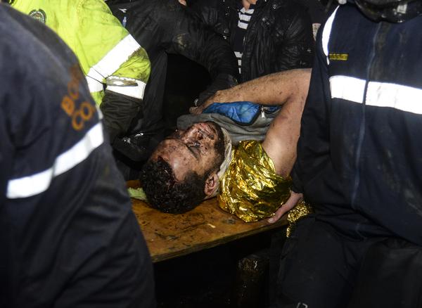 Chapecoense despierta del coma y pregunta por resultado de la Copa