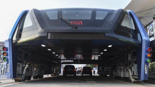 El camión chino ya es una realidad