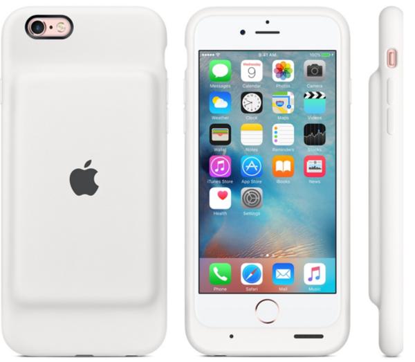 Nueva carcasa alarga vida de iPhone hasta 25 horas