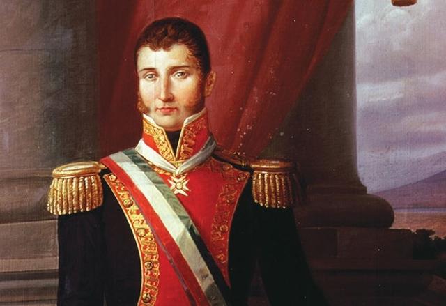 Agustín de Iturbide: ¡Viva la libertad! ¡Muerte y olvido para el libertador!